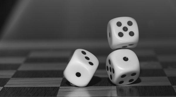 Dreisatz Aufgaben - ein Würfelspiel
